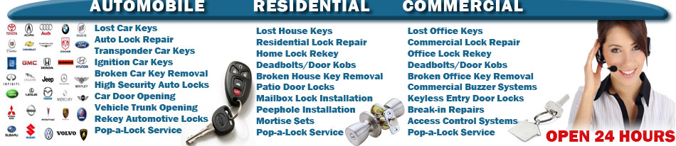24 Hour Locksmith Spring
